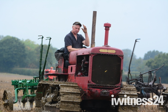 Tracks Charity Ploughing