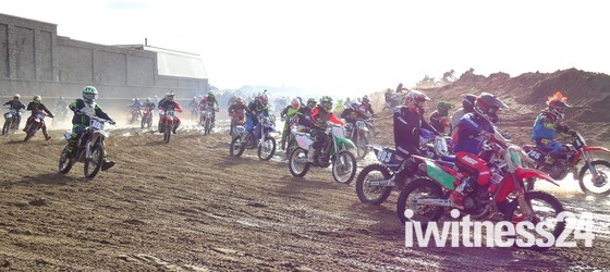 Weston Beach Race 2019