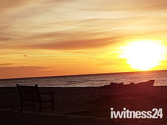 Sunrise @ Budleigh