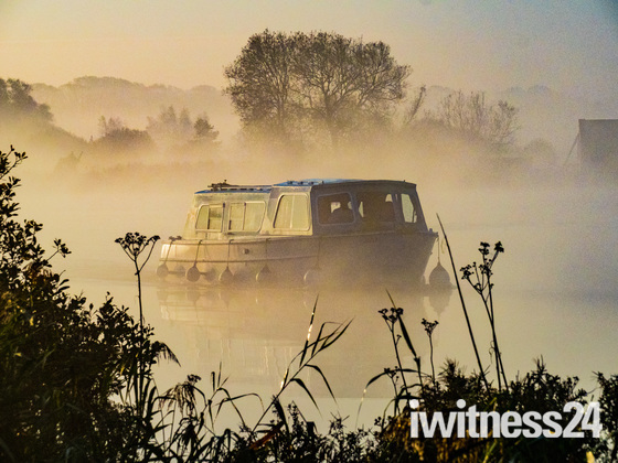 Mist-Have Broads holiday ....