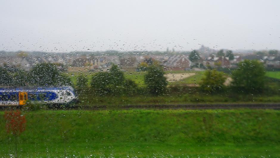 Grijs en regen