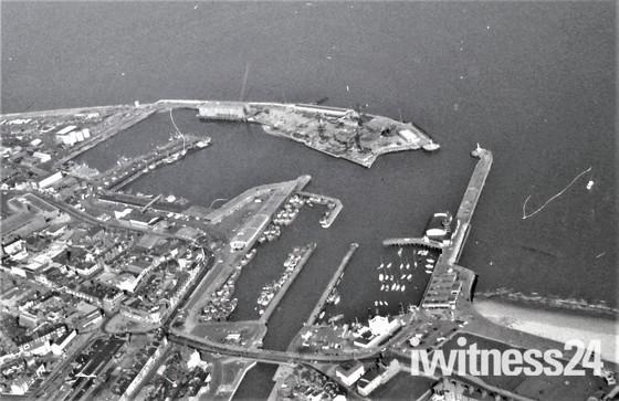 Lowestoft Harbour 1978