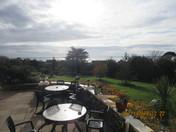 A view from Devoncourt Hotel