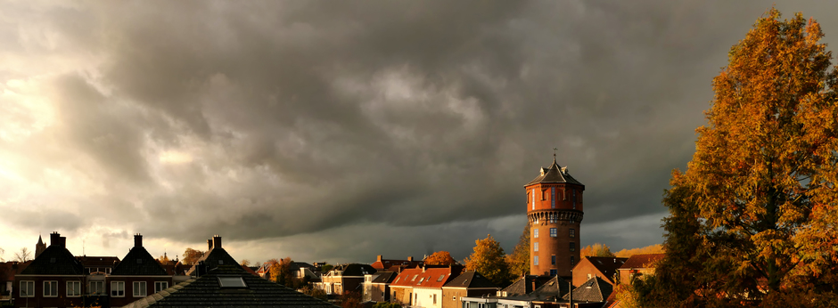Panorama Rond De Watertoren