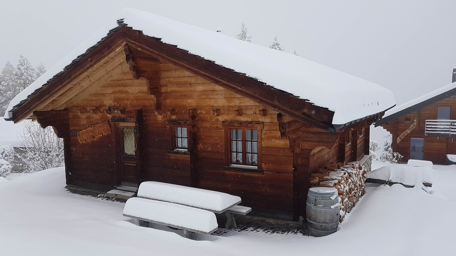 Sneeuw Oberwallis