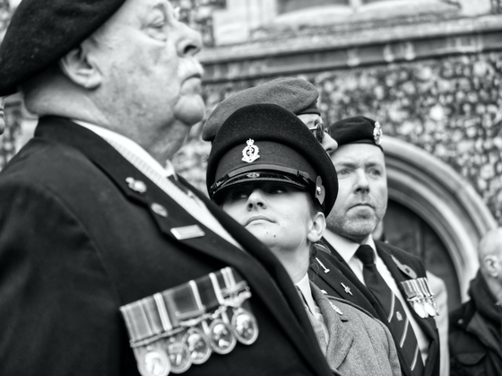Remembrance Sunday City Hall