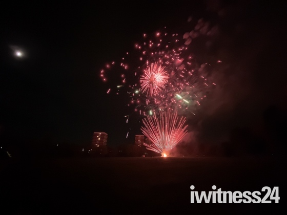 Harrowlodge Park Fireworks 10th November 2019