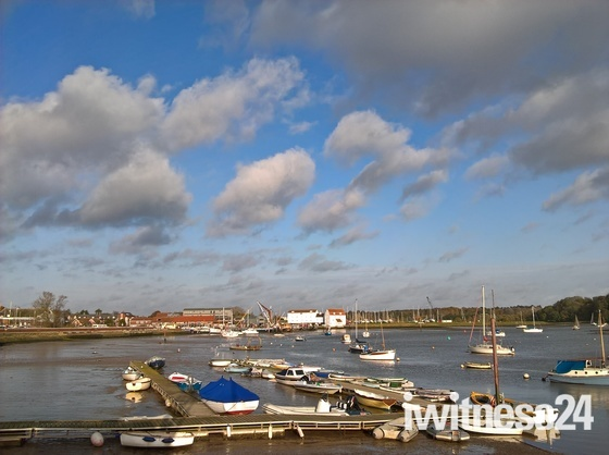 Windswept Woodbridge