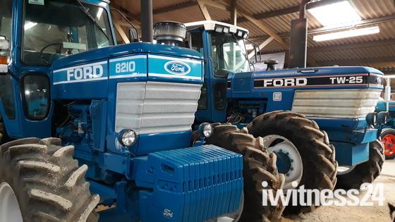 Newark Vintage Tractor Show 2019