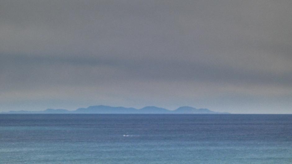 Zicht op Ibiza (100 km}