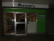 Duncans cafe.