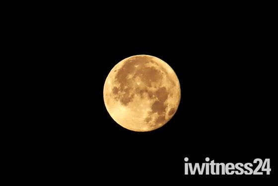Stunning  moon