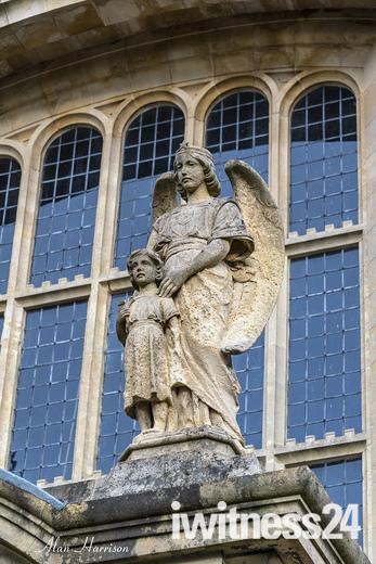 St Nicholas church, Portishead