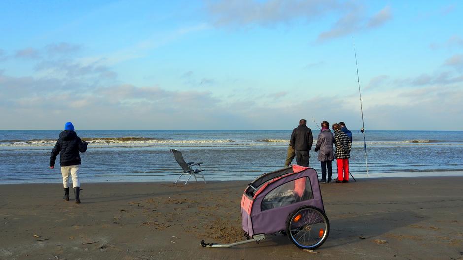 Weerfotograaf Els Bax de zee in