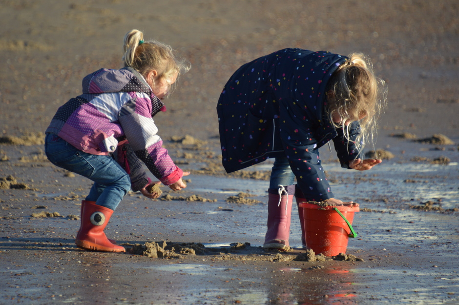 Strandvermaak op 30 november.