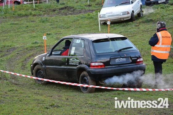 Foxborough Car Trials