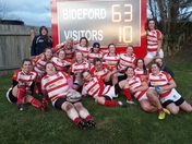 Bideford rfc ladies