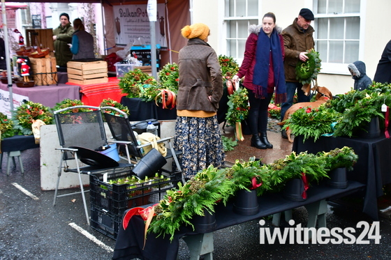 Bungay Christmas Street Market and Craft Fair