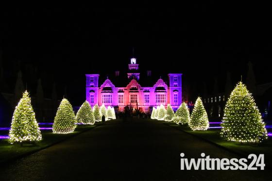 Christmas at Blickling