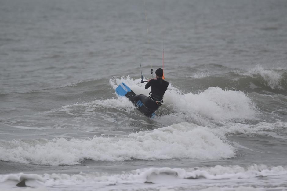 Flinke golven vandaag