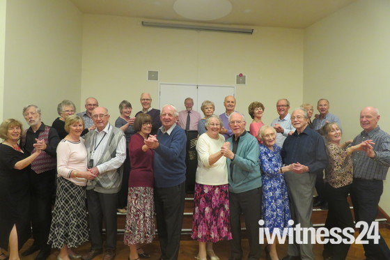 Sidmouth Christmas Tea Dance