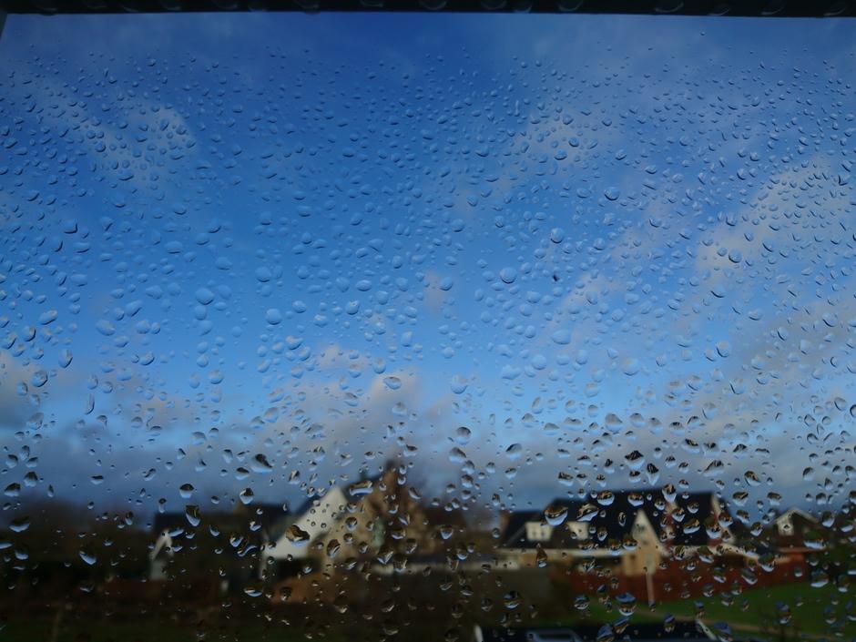 Na regen komt zonneschijn.
