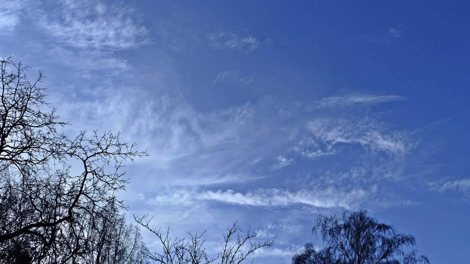 Prachtige wolken
