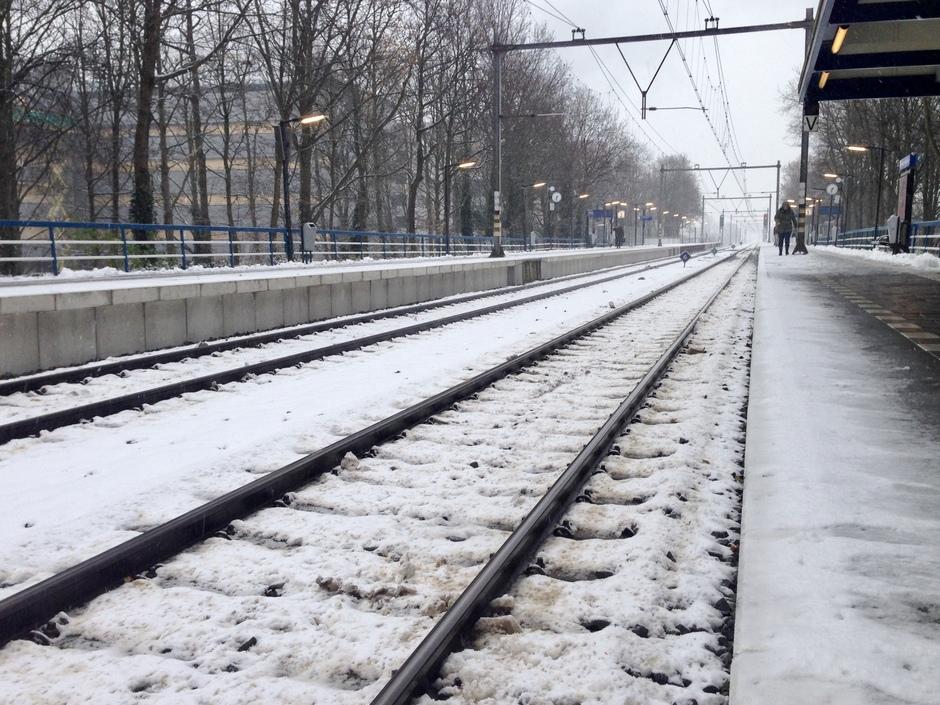 Sneeuw 2 jaar geleden