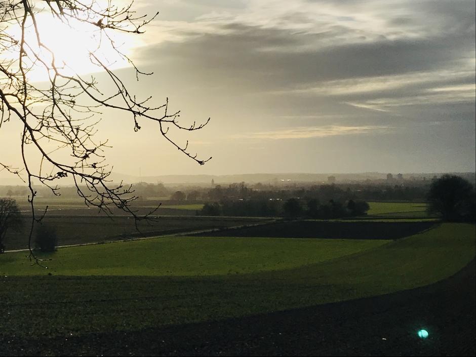 Foto uitzicht op Maastricht