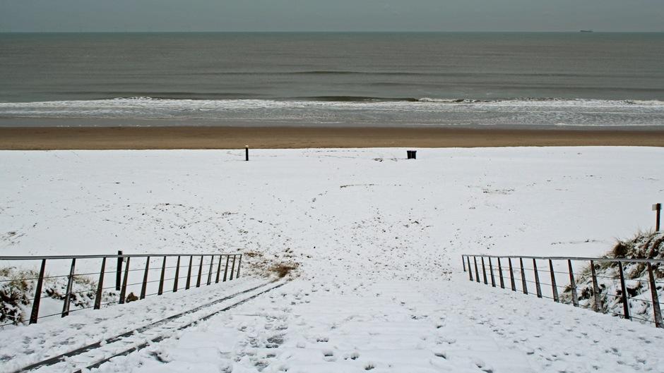 Vandaag 2 jaar geleden lag er sneeuw