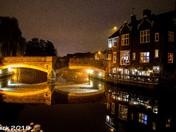 Night shoot around Norwich