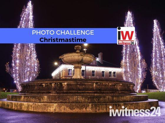 PHOTO CHALLENGE: Christmastime