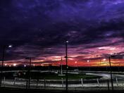 Sunset at Gt Yarmouth