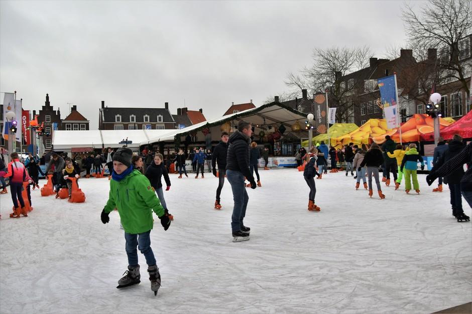 Je warm schaatsen