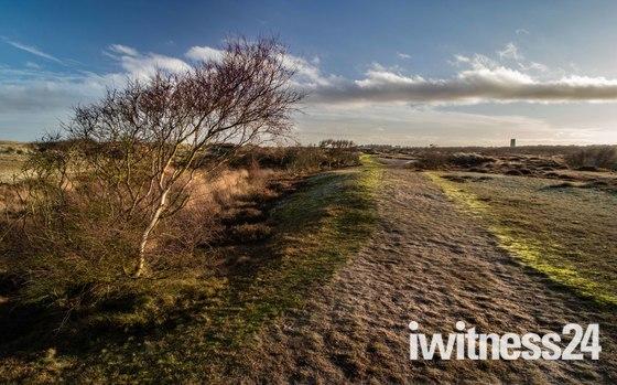 Winterton Heath Path
