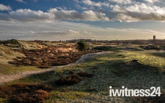 Across the Heath to Winterton