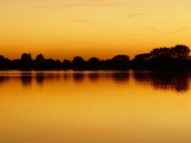 Reflections on Filby Broad