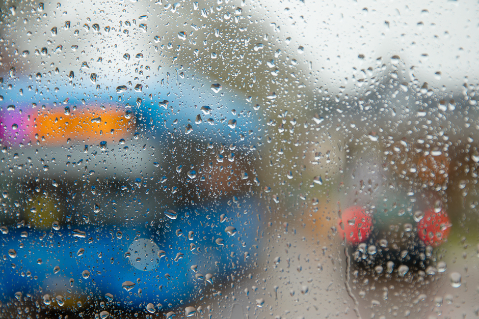 Regen en Regen en veel wind