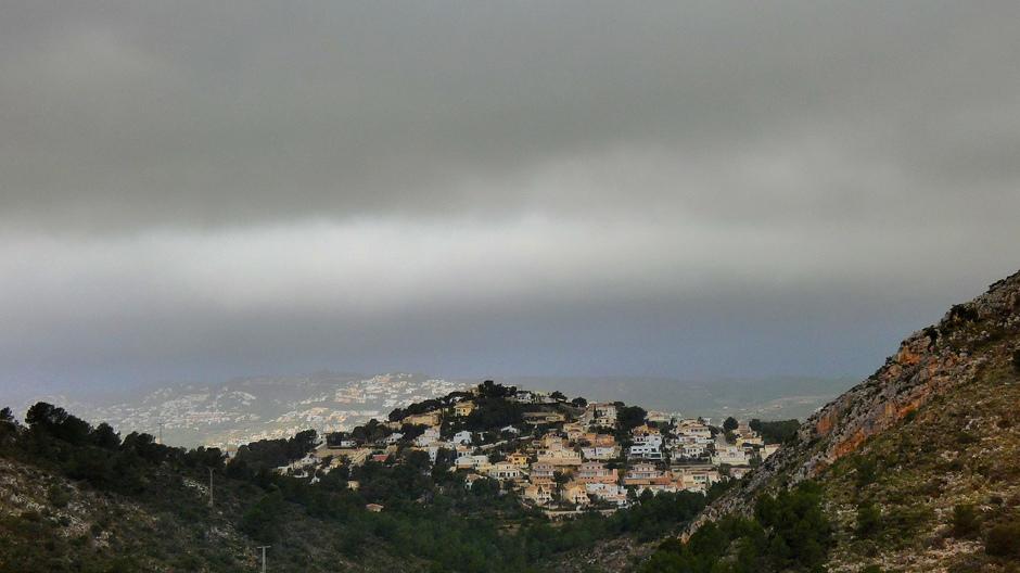 Costa Blanca circa 16:00 uur