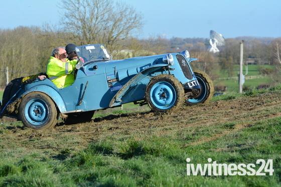 Roger Holmes Car Trials