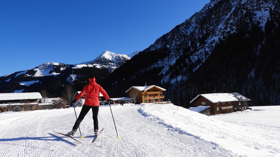 Alpen: zon