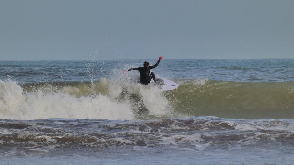 Fun in de golven