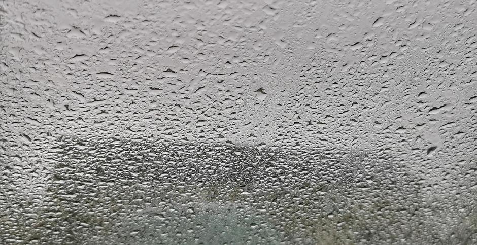 Regen in Doormenburg vandaag