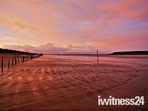 Beach Colours.