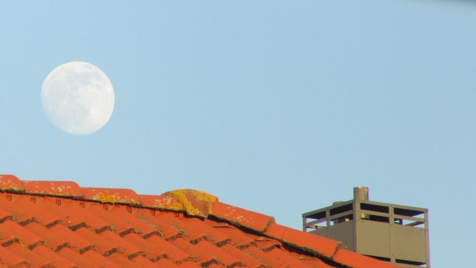 Maan om 17:54