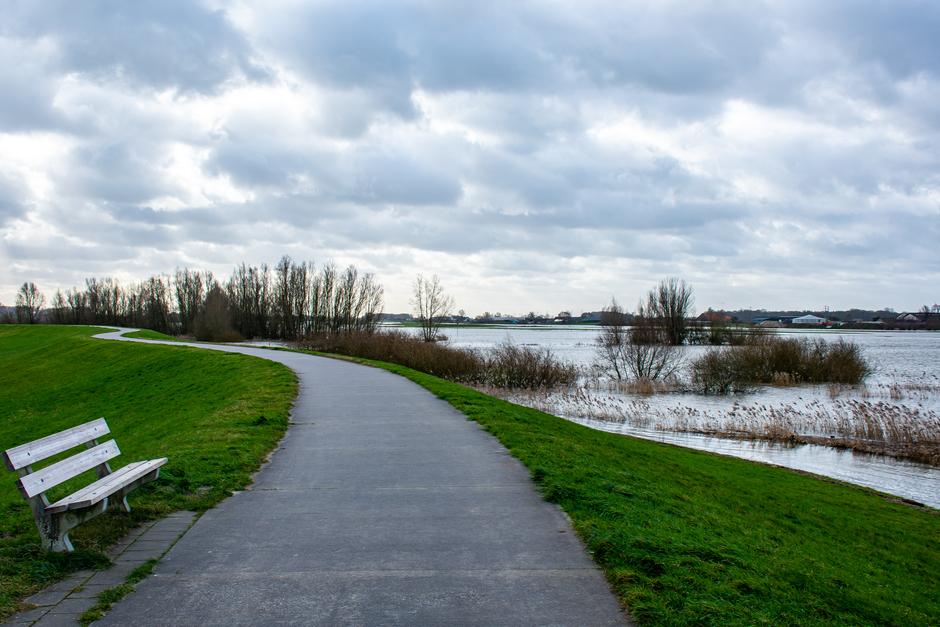 Hoogwater IJssel