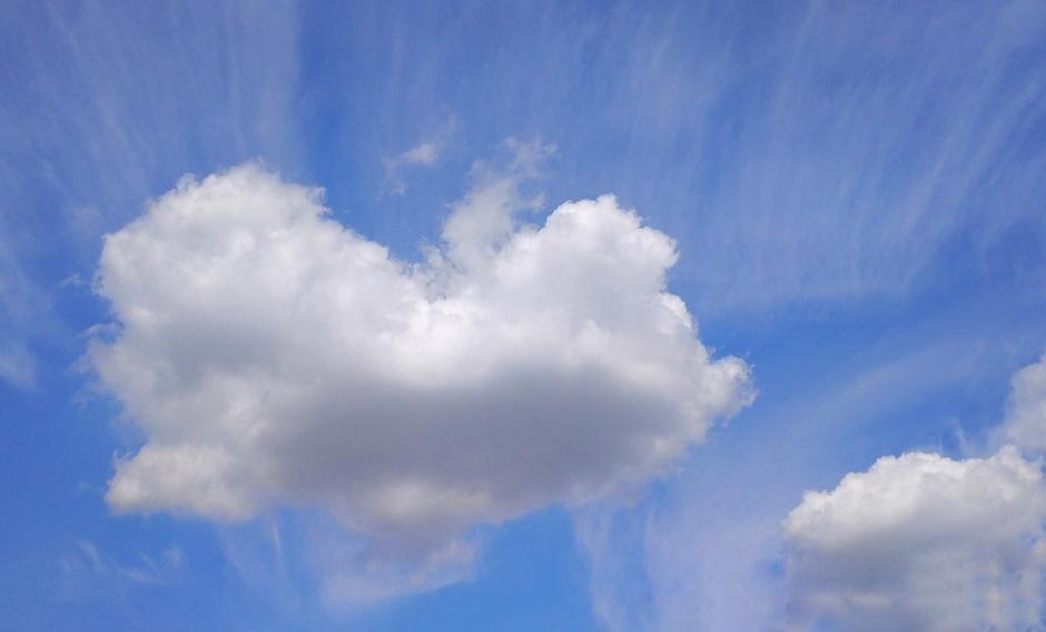Vandaag hangt er liefde in de lucht