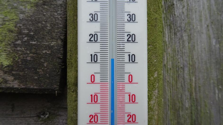 Zacht winterweer op deze zondag