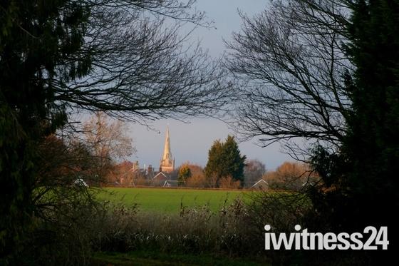 Suffolk landscape.(challenge)
