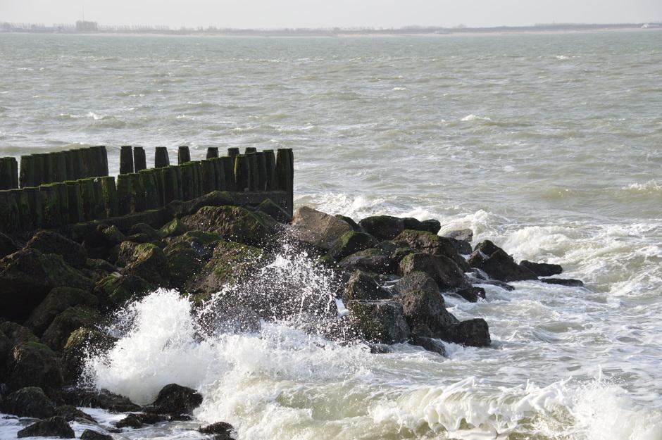 wind aan zee